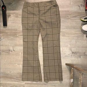 Michael Kors Petite Plaid Pants